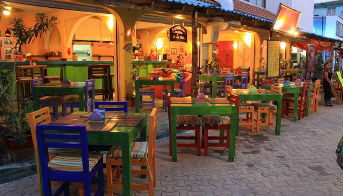 what to eat in Isla Mujeres