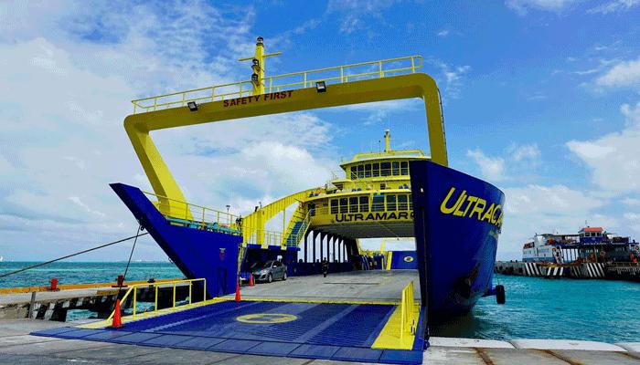 cargo-ferry-isla mujeres