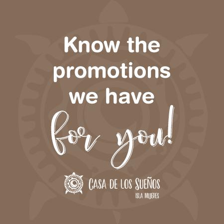 promotions casa de los suenos