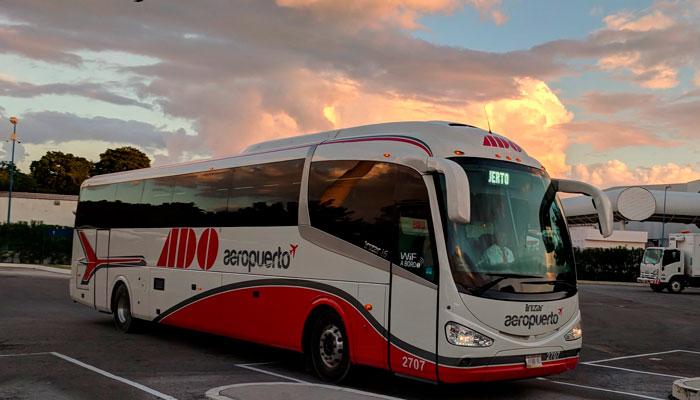 Bus Riviera Maya