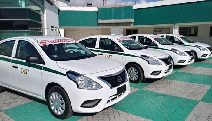 Taxis riviera maya