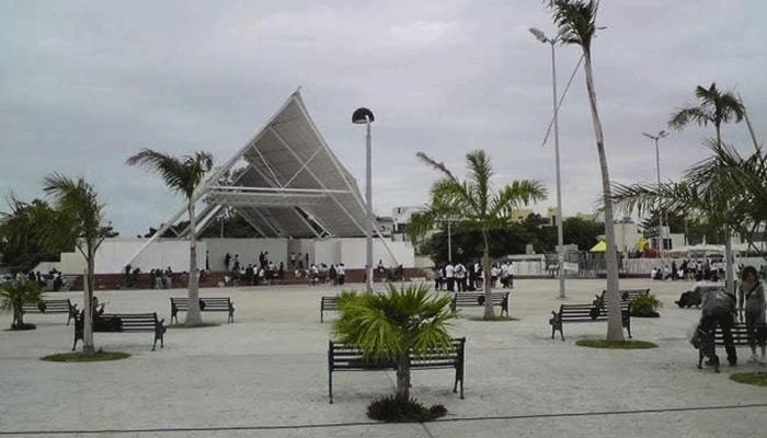palapas park
